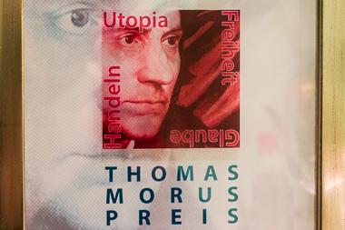Der Thomas- Morus-Preis
