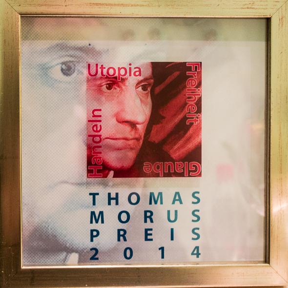 Der Thomas-Morus-Preis wird jährlich von der KjG vergeben