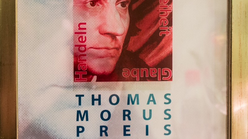 Der Thomas-Morus-Preis wird jährlich von der KjG vergeben und vom Förderverein gesponsert.